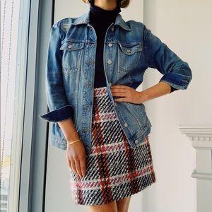 EUC Madewell Oversized Jean Jacket